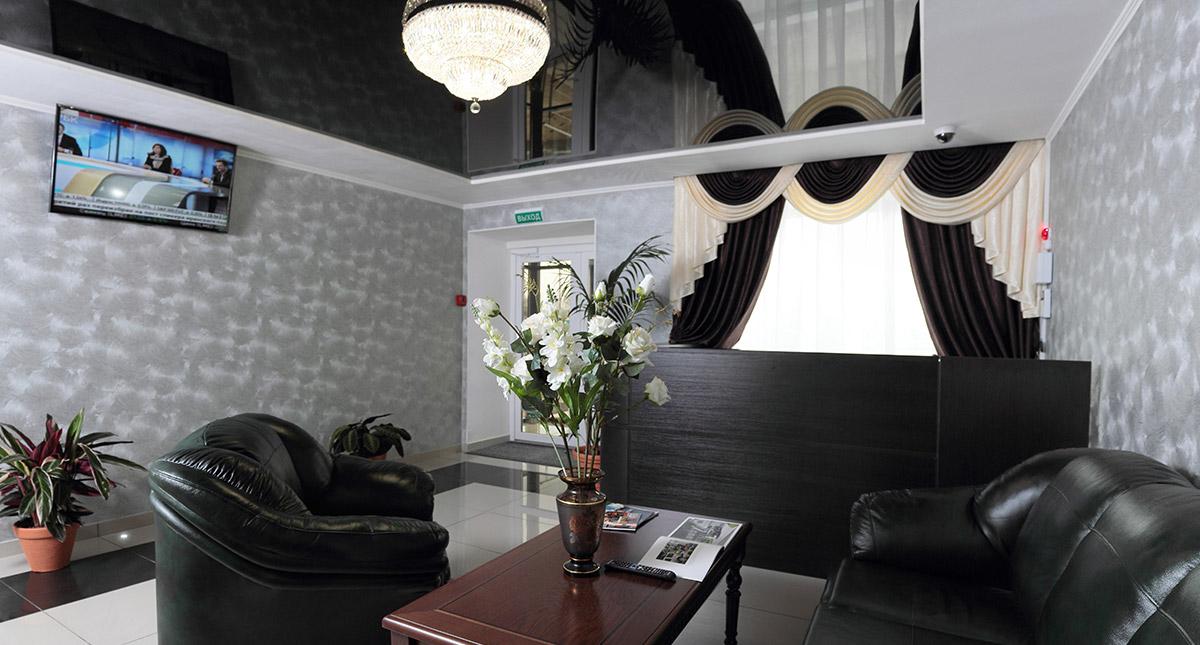 гостиница Кристалл - место, где Вы будете как дома